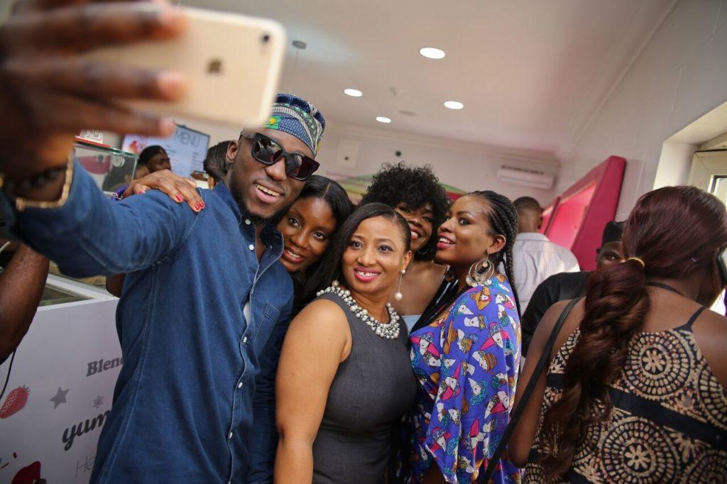 DJ Spinall, Ehime EIgbe-Akindele, Tolu Samaiye, Chef Uzo, Liz Osho